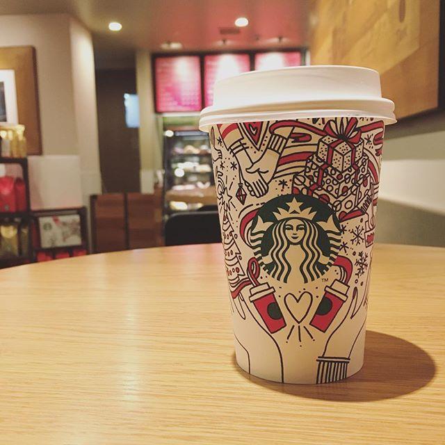 本日2杯目のコーヒーはスタバ。そして3杯目は帰宅してから️今日はこれくらいにしておこうかしら。 (Instagram)